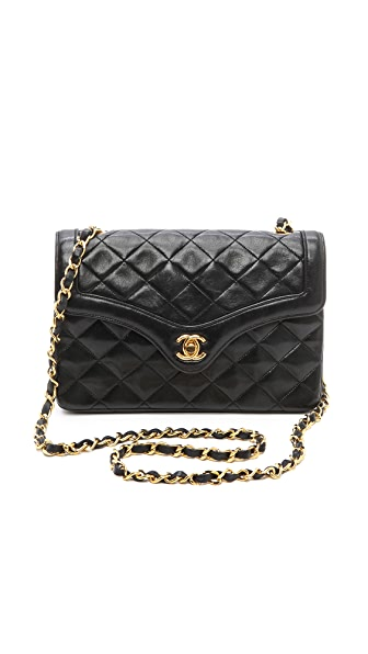 WGACA Vintage Vintage Chanel Flap Bag