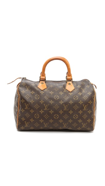 WGACA Vintage Vintage Louis Vuitton Mono Speedy Bag