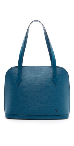 WGACA Vintage Vintage Louis Vuitton Lussac Bag