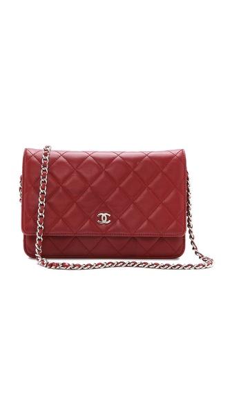 WGACA Vintage Vintage Chanel Quilted Flap Bag
