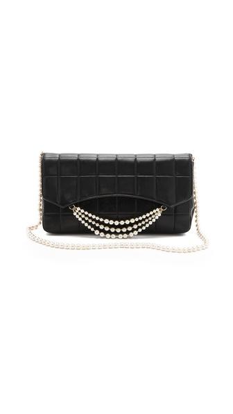 WGACA Vintage Vintage Chanel Pearl Bag