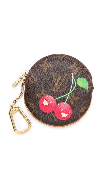 What Goes Around Comes Around Louis Vuitton Murakami Coin Purse