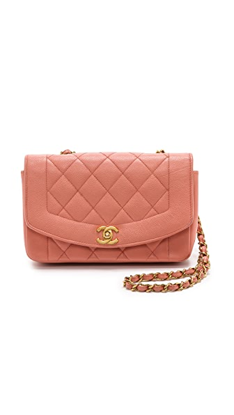 What Goes Around Comes Around Chanel Caviar Classic Flap Bag