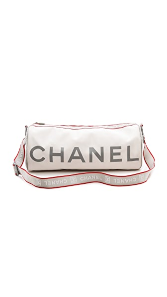 What Goes Around Comes Around Chanel Sportline Duffel