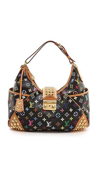 What Goes Around Comes Around Louis Vuitton Monogram Chrissie Bag