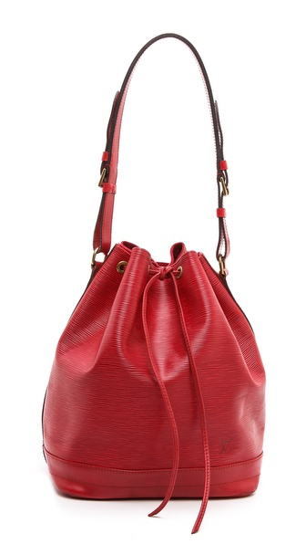 What Goes Around Comes Around Vintage Louis Vuitton Epi Noe Bag