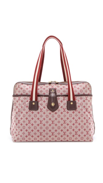 What Goes Around Comes Around Vintage LV Canvas Mary Kate Bag