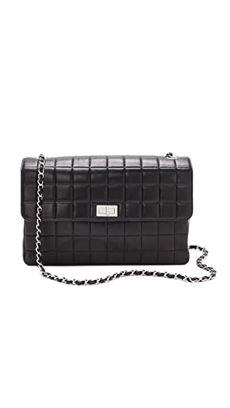 What Goes Around Comes Around Vintage Chanel Jumbo Bag