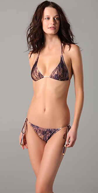 We Are Handsome String Bikini Set