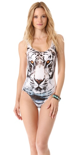 Shop We Are Handsome Scoop One Piece Swimsuit and We Are Handsome online - Apparel, Womens, Swim, Swim,  online Store