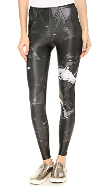 We Are Handsome The White Knight Leggings