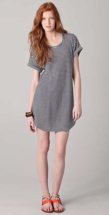 Whetherly Noam Double Jersey Dress