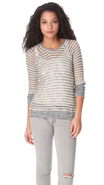 Whetherly Zuma II Bubble Stitch Sweater