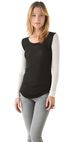 Whetherly Rosewood II Colorblock Top