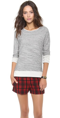 Whetherly Zuma Pebble French Terry Pullover at Shopbop / East Dane