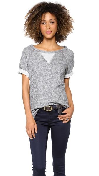 Whetherly Gia Short Sleeve Sweatshirt