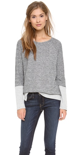 Whetherly Zuma French Terry Pullover at Shopbop / East Dane