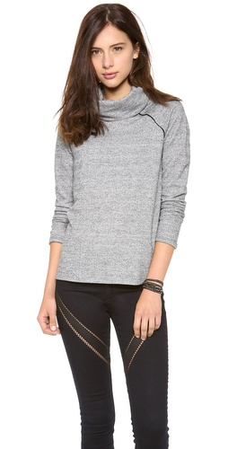 Whetherly Felicia French Terry Sweatshirt at Shopbop / East Dane