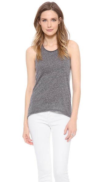 Whetherly Sabrina Tank - Charcoal at Shopbop / East Dane