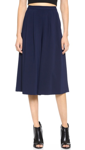 Whistles Culotte Cropped Pants