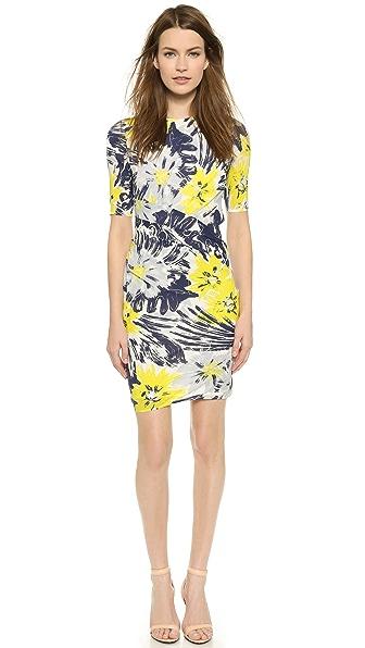 Kupi Whistles haljinu online i raspordaja za kupiti Whistles Sophia Bloomsbury Print Dress Multicolor online