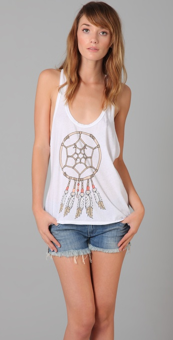 Wildfox Dream Weaver Tank