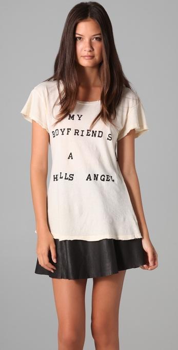 Wildfox Hells Angel Tee