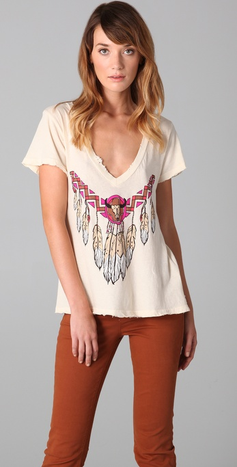 Wildfox Route 66 Tee