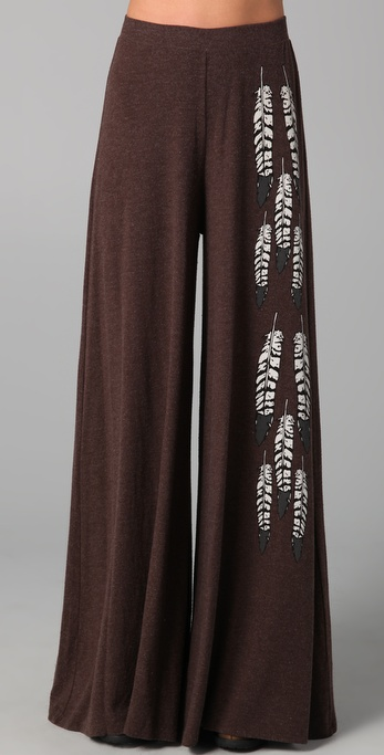 Wildfox Woodstock Summer Pants