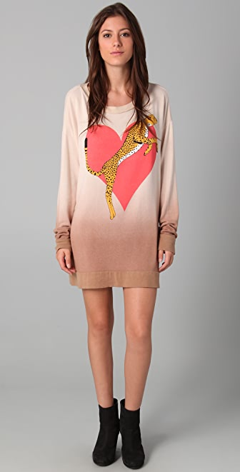 Wildfox Extinct Is Forever Dress