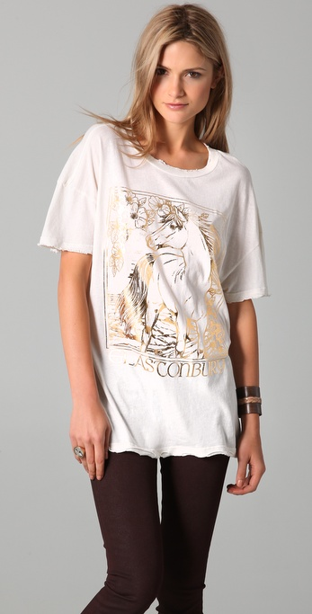 Wildfox Glastonbury Tee