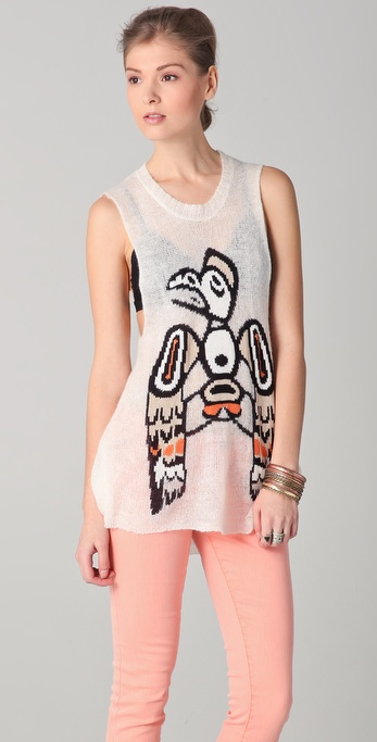 Wildfox Wildfox White Label Alamo Tank