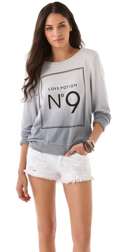 Wildfox Love Potion No 9 Sweatshirt