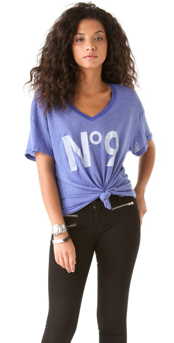 Wildfox No 9 Tee