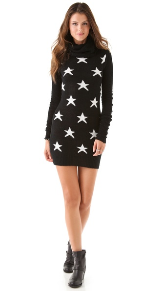 Wildfox Astronaut's Wife Dress