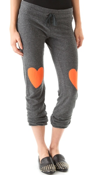 Wildfox Lover Bottoms Sweatpants