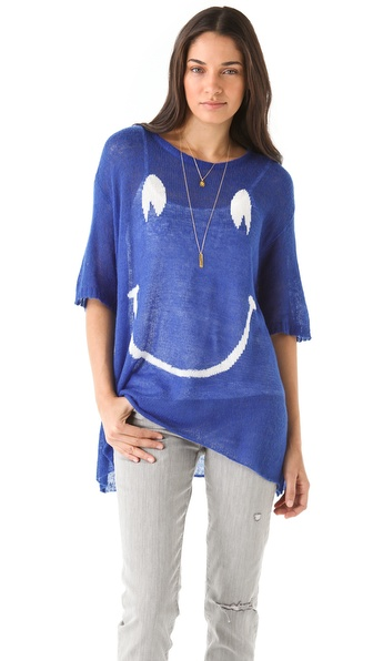 Wildfox Sparkling Smile Sweater