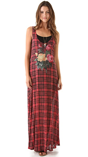 Wildfox Grunge Maxi Dress