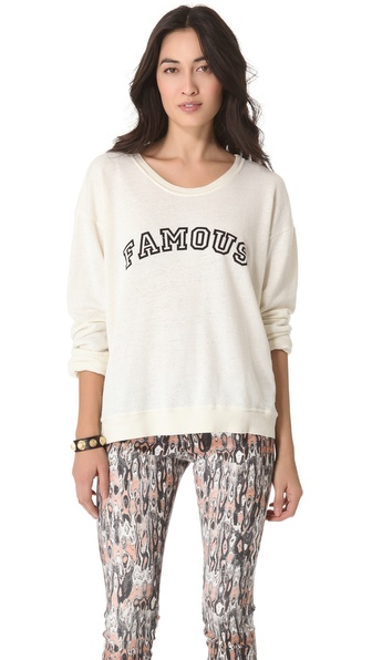 Wildfox Famous Sweatshirt