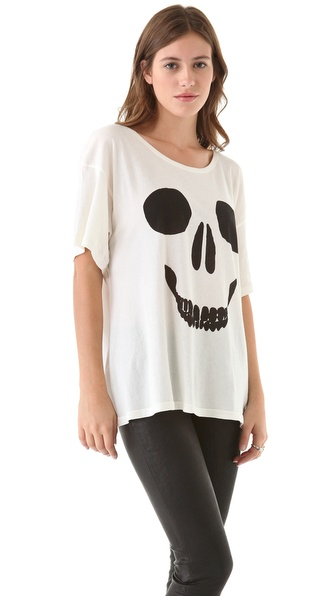 Wildfox Mort Unisex Tee