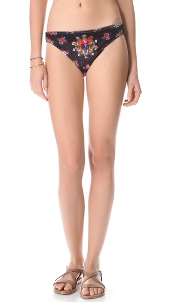 Wildfox Stained Glass Bikini Briefs