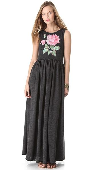 Wildfox Valley Rose Maxi Dress