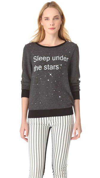 Wildfox I Believe in Magic Sweatshirt
