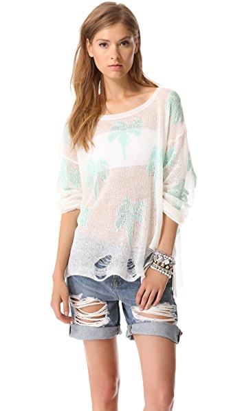 Wildfox Santa Barbara Sweater