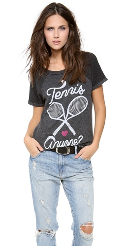 Wildfox Tennis Anyone? Top