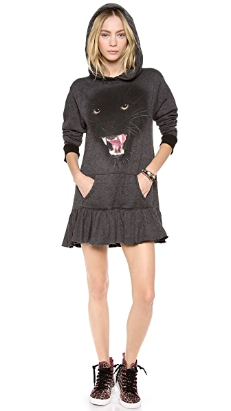 Wildfox Bad Kitty Dress