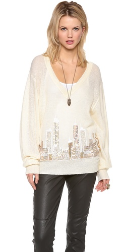 Wildfox It Could Happen Sweater