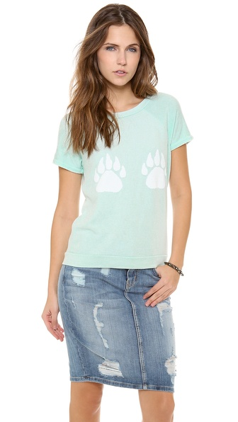Wildfox Paws Tee
