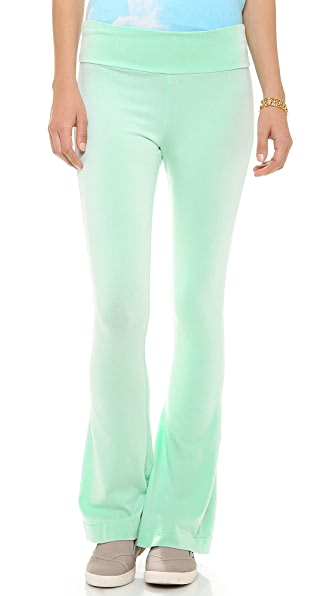 Wildfox Not There Yoga Pants