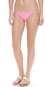 Wildfox Shelly Reversible String Bikini Bottoms
